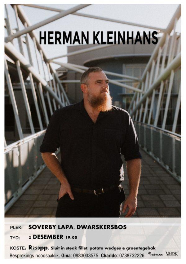 Herman Kleinhans - Soverby Lapa Dwarskersbos - 2 Desember