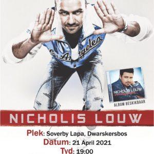 Nicholis Louw Soverby Lapa 21 April 2021